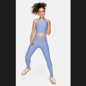 Outdoor Voices Warmup Leggings 7/8 length